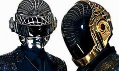 Daft Punk Profile Random Access Memories - GQ May 2013: Music: GQ