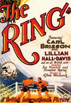 Una vez más la Cineteca Nacional trae una muestra más del ciclo Bandas Sonoras: Cine Mudo a Ritmo de Rock con la película de Alfred Hitchcock, The Ring. http://www.linio.com.mx/libros-y-musica/cine/