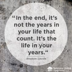 A quote for my Seniors :)