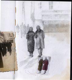 marzo 2013 | dal mio diario  (sulle due amiche)