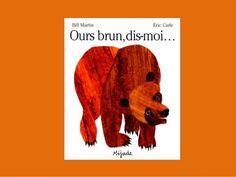 SlideShare en français: Ours brun, ours brundis-moi ce que tuvois?                       Je vois un oiseau                       rouge            ...
