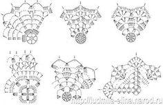 Znalezione obrazy dla zapytania aniołki na szydełku wzory