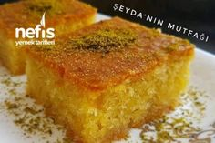 Hindistan Cevizli Şerbetli Tatlı Tarifi Iftar, Sorbet, Cornbread, Ethnic Recipes, Foods, Drinks, Crochet, Vegetable Medley, Essen