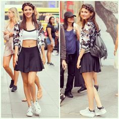 Victoria Justice, ... ... ... ... ... ... ...  @victoriajustice  #OOTD  ... ... from the other day... lol.