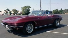 1965 Chevrolet Corvette   Mecum Auctions