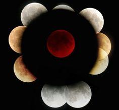 Lunar eclipses 1987-2013