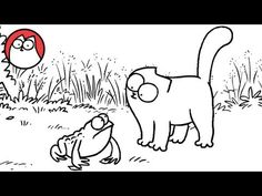 Simon's Cat in 'Tongue Tied'