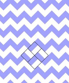 Chevron Rail Fence use a rectangle that is 3-1/2″ x 6-1/2″ and there is an AccuQuilt die that is that size. Another way to make this is to cut a 6-1/2″ strip across the width of fabric and fanfold that across the 3-1/2″ strip die. The width of fabric will yield approximately 11-12 rectangles.