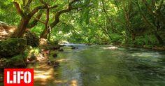 Καλαμάς ή Θύαμις, ποταμός μύθος, αγαπημένος του λόρδου Βύρωνα και τιμημένος από τον Θουκυδίδη, τον Στράβωνα και άλλους άγνωστους φυσιολάτρες των καιρών Πηγή: www.lifo.gr