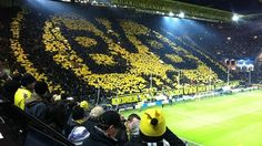 Borussia #Dortmund fans had plenty of reason to celebrate during the group stage