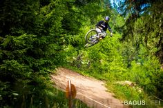 Crans Montana Bikepark Review - Two downhill trails you have to visit!