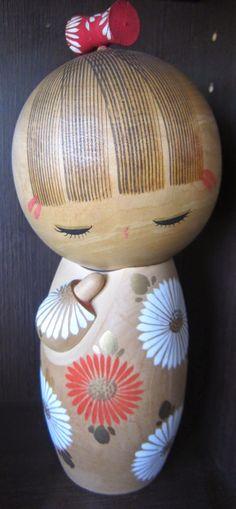 Wafu Works: potd - Creative Kokeshi