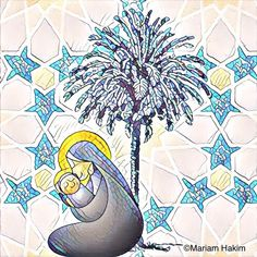 Not many people know that the Quran features a tree in the narrative of Jesus' birth.