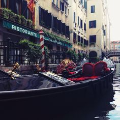 Venice is the most beautiful place…