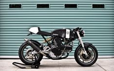 THE DUCATI LEGGERO BY WALT SIEGL