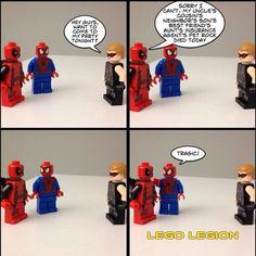 lego deadpool funny