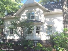 Junk Chic Cottage: Denise's Adornments Shop Owner Home Sale