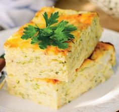 budinca-de-dovlecei Frittata, Baby Food Recipes, Cooking Recipes, Baking Bad, Good Food, Yummy Food, Romanian Food, Pastry Cake, Antipasto