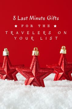 8 last minute gifts for the travelers on your list www.casualtravelist.com
