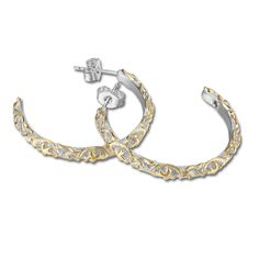 Earrings from the ARABESQUE Collection
