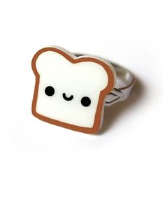 Happy Toast ring $5.00