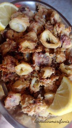 ΜΠΟΥΓΙΟΥΡΝΤΙ Greek Desserts, Greek Recipes, Desert Recipes, Fish Recipes, Seafood Recipes, Greek Cooking, Cooking Time, Sweets Recipes, Cooking Recipes