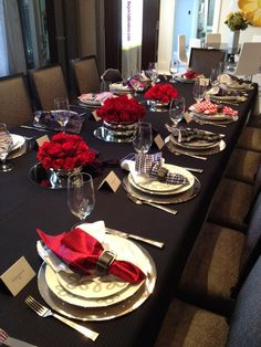 table setting, father's day table setting,