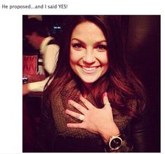 hahahah these are hilarious! five most annoying FB posts about being engaged