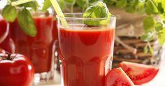 Recette de Jus de tomate au basilic coupe-faim Croq'Kilos. Facile et rapide à réaliser, goûteuse et diététique. Ingrédients, préparation et recettes associées.