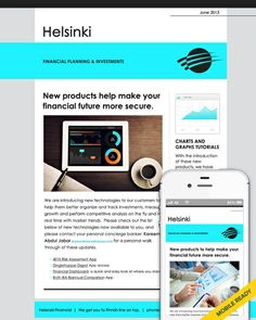 Best Newsletter Design Ideas Images On Pinterest Newsletter - Personalized email templates