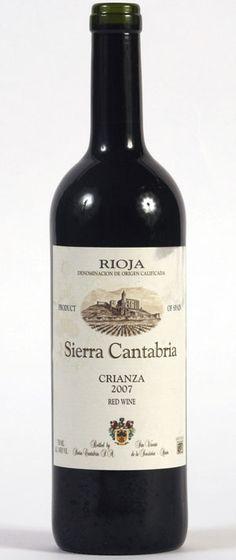 Bodegas Sierra Cantabria Rioja Crianza, Spain