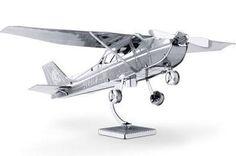 Cessna 172 3D Laser Cut Models
