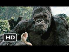 King Kong (3/10) Movie CLIP - Kong Battles the T-Rexes (2005) HD - http://filmovi.ritmovi.com/king-kong-310-movie-clip-kong-battles-the-t-rexes-2005-hd/