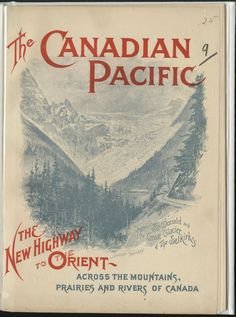 Railway Artists | Library and Archives Canada Blog