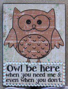 owl+decor | Altered Adorable Cute Owl Wall Hook Home Decor by Hugs4theHeart
