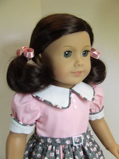 50's Dress for American Girl Doll