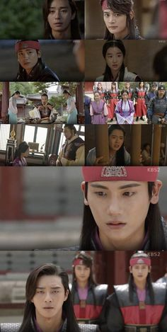[Spoiler] Added episode 14 captures for the #kdrama 'Hwarang'
