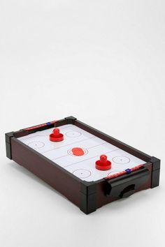 air hockey? oh yes, he will love it!