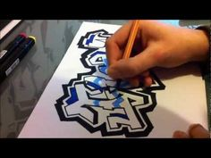 Learn to draw - Graffiti - Juli (HQ) Drawing Lessons, Drawing Techniques, Friday Video, Year 9, Learn To Draw, Urban Art, Art School, Libraries, Graffiti