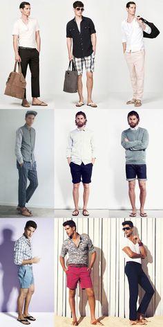 Men's Flip-flop Outfit Inspiration
