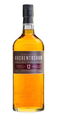 A light, floral and triple-distilled Scotch. Your Mother will love it and your Father will love you for bringing it. A must-have for any liquor cabinet. £27.99 - See more at: http://flaviar.com/product/auchentoshan-12-year-old-whisky#sthash.p1NpYM0N.dpuf
