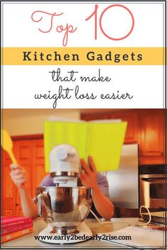 Lose weight fast with these awesome kitchen appliances that save time! Easy weight loss help from these kitchen gadgets! Quick Weight Loss Tips, Weight Loss Help, Weight Loss Program, Losing Weight, Healthy Eating Recipes, Diet Recipes, Healthy Meals, Korean Diet Plan, Health And Wellness