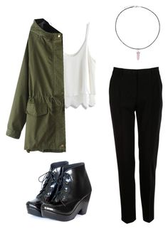 """""""Casual"""" by felisialuissela on Polyvore featuring Chicwish and Dolce&Gabbana"""