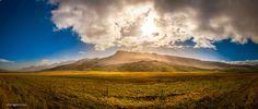 ICELAND Austurland, Porgrimsstadir, Mountain Kistufell #ICELAND #AUSTURLAND #ISLANDIA