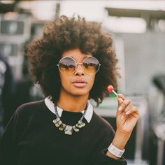 the gorgeous @aslimeme (Asli Omar, lead singer of the ton tons) came out and celebrated with us yester-evening as we launched our new hair care system. we're totally crushing on her effortlessly amazing fro! http://www.curlbox.com/26/show-off.htm