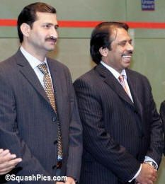 Jansher Khan and Jahangir Khan are former world squash players belonging to… History Of Pakistan, Pakistan Zindabad, Peshawar Pakistan, The Few The Proud, British Open, Pakistani, Brave, Athlete, World Records