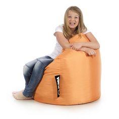 Pufa Blinky to typowa pufa dla dzieci. Kształtem przypomina stożek albo gruszkę… Massage Chair, Bean Bag Chair, Furniture, Design, Home Decor, Decoration Home, Room Decor, Beanbag Chair