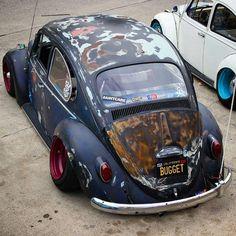 """radracerblog: """" VW Beetle Rat Style """""""