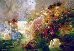Hans Zatzka! Hans Zatzka (Viena, Áustria, 08 março de 1859 – Viena, Áustria, 17 de dezembro de 1945) Pintor classicista austríaco. Também valeu-se dos pseudônimos: P. Ronsard, Joseph Bernard …