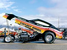 70s Funny Cars - Condit Brothers